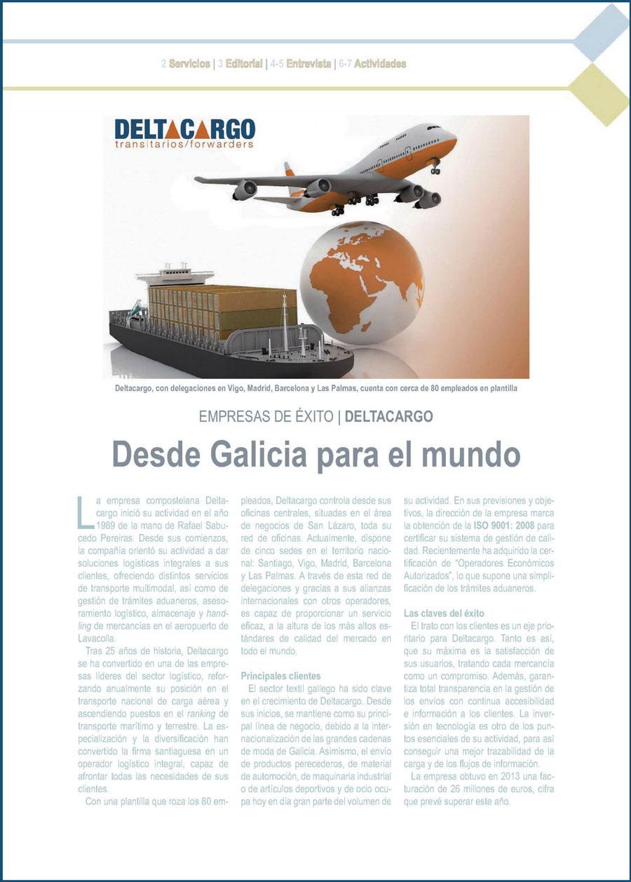 deltacargo empresa transporte aereo maritimo y terrestre