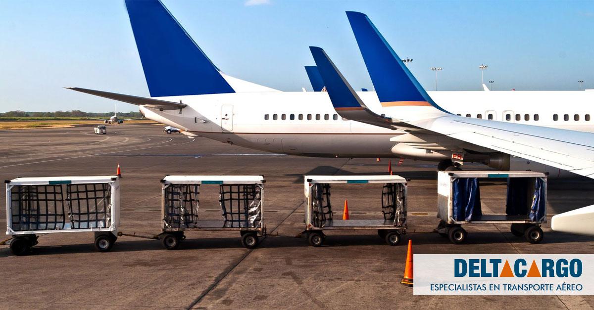 empresa de transporte aereo
