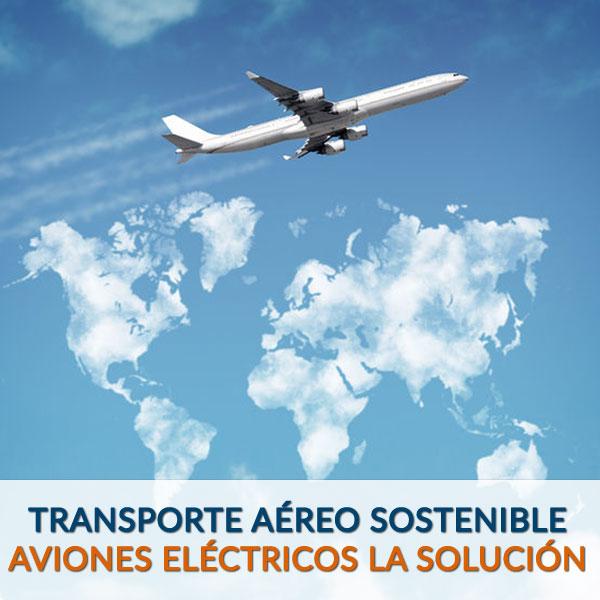 Transporte-aéreo-sostenible-aviones-eléctricos