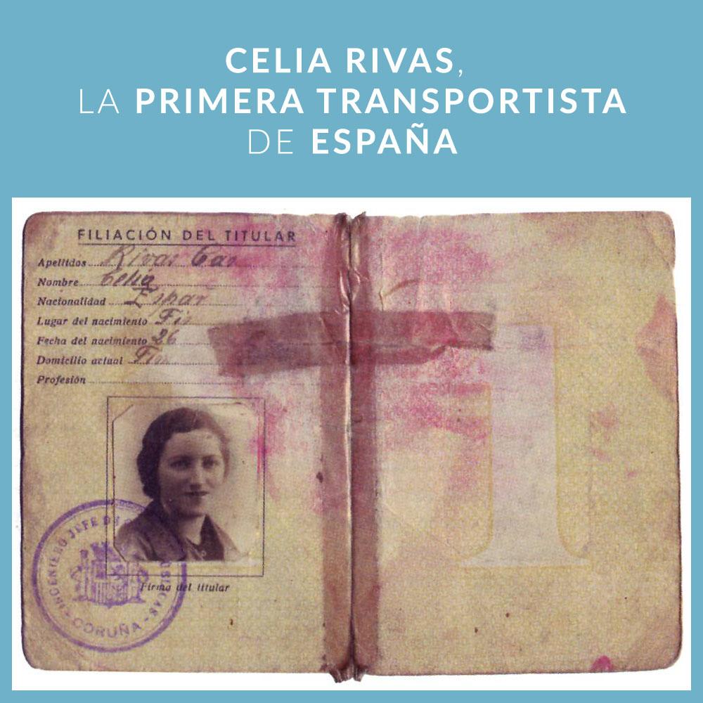 La-inspiradora-historia-de-Celia-Rivas,-la-primera-transportista-de-España